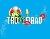 Convite | Collage | TROPPEIRÃO