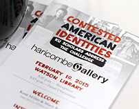 Wordmark Design: haricombeGallery