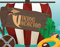 Viking Vacation - Global Game Jam 2017