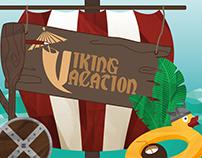 Viking Vacation - Global Game Jam 2017