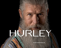 Hurley | identity & packaging design