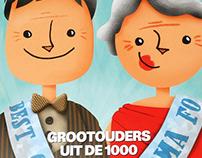 Grootouders uit de 1000