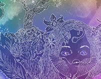 Plumm - Blue Opium CD Design