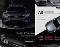 Audi Prologue / A9 Concept