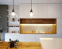 Contemporary & Elegant Apartment