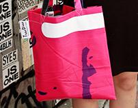 bags of Taiwan designers' week