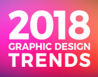 Graphic Design Trends 2018- Part 1