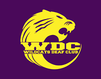 Wildcats Deaf Club | Actual Web Design
