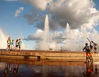 Brasília - Airbnb Special Shoot