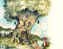 Little Fox and The Treehouse