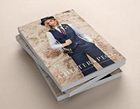 CHESTER & PECK Fall-Winter 2016 Catalogue + Ad Campaign
