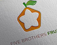FBF proposal - Five Brothers Fruit LOGO