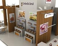 UNO Trade show stand