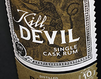 Kill Devil – Single Cask Rum