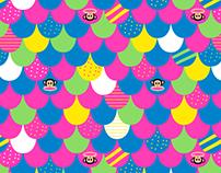Pattern Design for Paul Frank