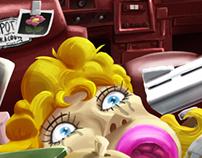 Weird junk in my trunk