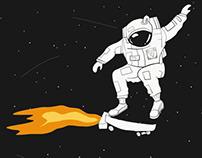 space skater boi