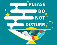 Please, Do Not Disturb 🚫