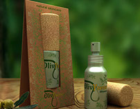 Olivysense - Natural Skincare Packaging and brand