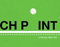 Woody Allen film Poster
