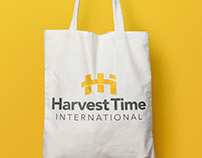 Harvest Time Int'l Rebrand