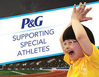 P&G / Special Athletes