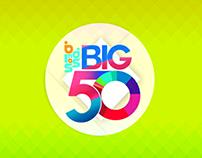 BIG 50 music show