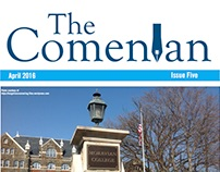 The Comenian 2016 April Issue