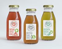 Nationalitea Branding and Packaging Design