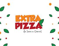 Ristorante Pizzeria Extra Pizza Immagine coordinata