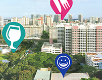SG Hot Hoods - Digital Neighbourhood Guide