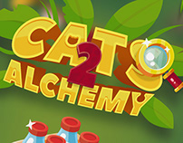 Cats Alchemy 2 Game