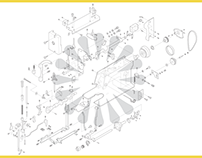 Line Drawings for Step-by-Step Instruction Manuals