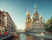 Alex Reisen - туры из Германии в Петербург