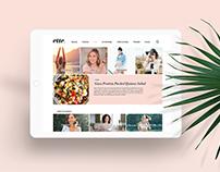 Branding for Digital Female Platform Ette