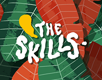 "The Motion Graphic of "" The Missing Skills """