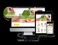 Beauty Care Website