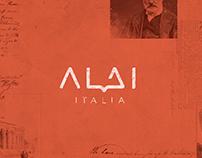 ALAI Italia | *brand identity