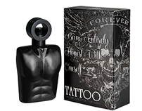 "Eau de parfum for man ""TATTOO"""