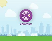 Commutr Transport App
