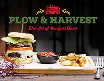 Plow & Harvest Restaurant Branding Campaign