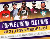 Purple Drank Clothing