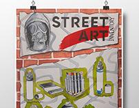 Street Art İnventory - Poster Design