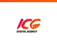 ICG Digital Agency Branding