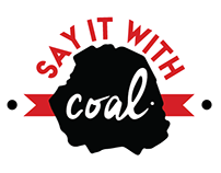 Say It With Coal Logo & Process