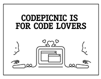CodePicnic is for code lovers