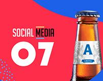 SOCIAL MEDIA / AMSTEL BIER