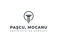 Pascu, Mocanu Complete Branding Package #2