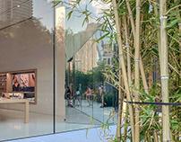Macau Apple Store, shot on iPhone Xs