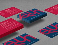 奕聖紡織品名片設計 | ESUN COTTON TEXTILE Business Card design